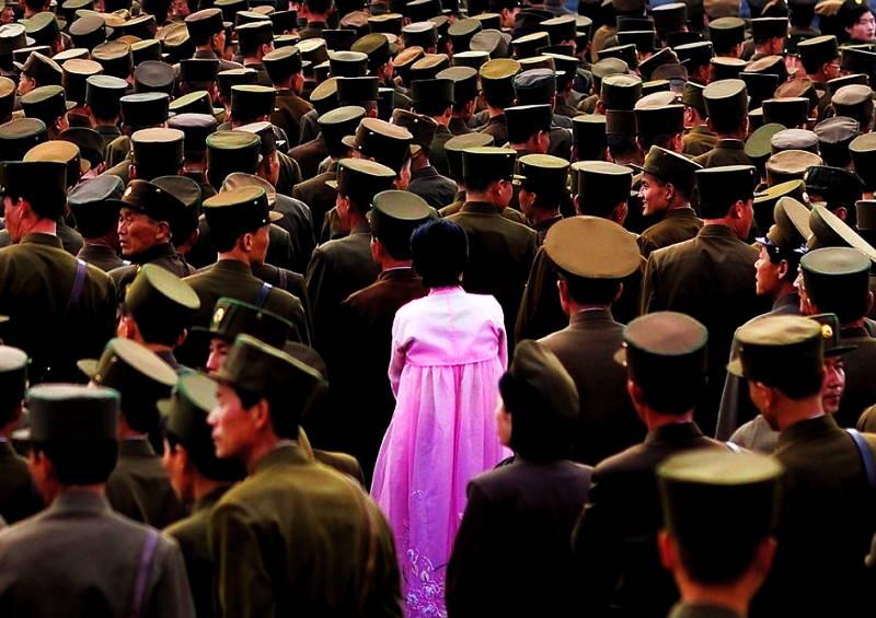 Kuzey Kore, gizemli ülke...