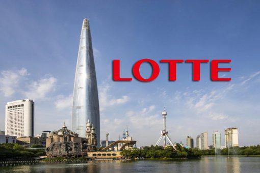 Lotte firması Kore