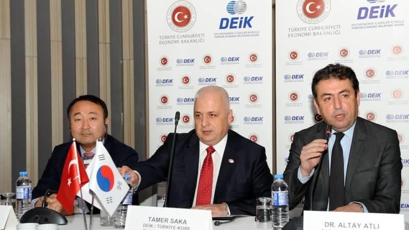 Kore Türkiye ekonomik ilişkiler