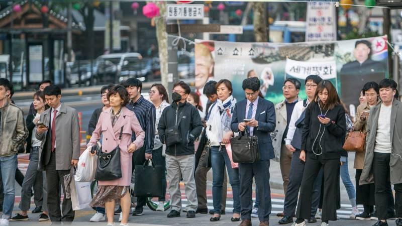 Kore'de çalışma süresi 52 saate iniyor