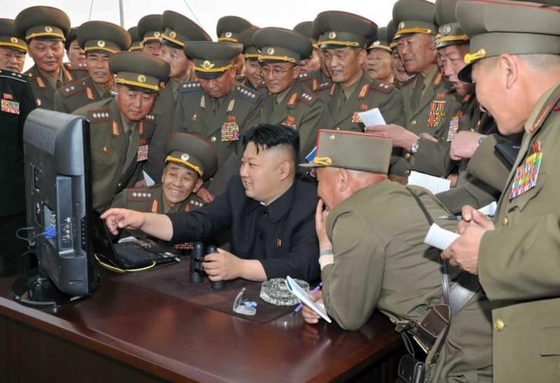 Kuzey Kore'de internete erişim