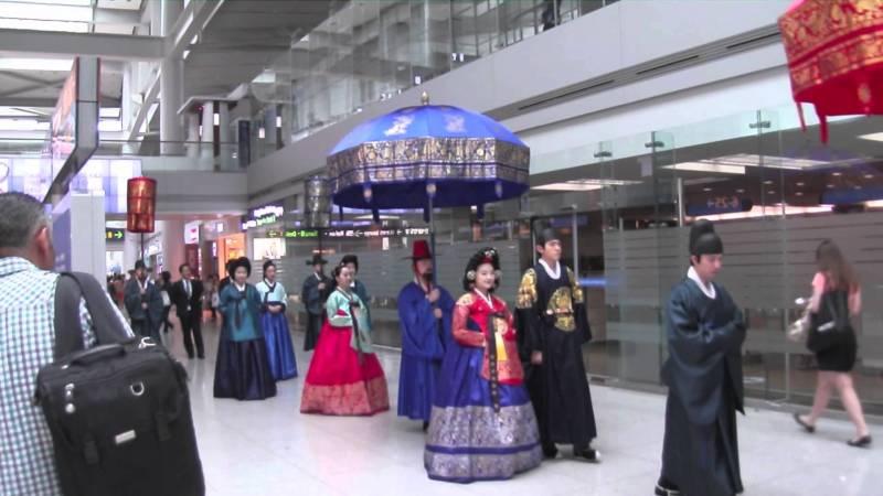 Kore'ye gelen turist sayısı artıyor