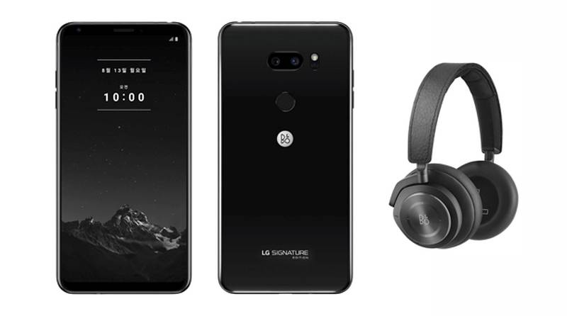 LG lüks ve pahalı telefon