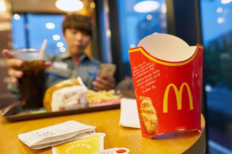 Kore'de sağlıksız yiyecek reklamına yasak