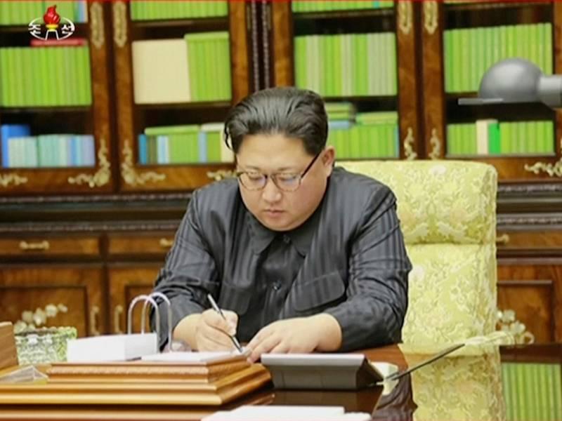 imzasız Kuzey Kore ihbarı