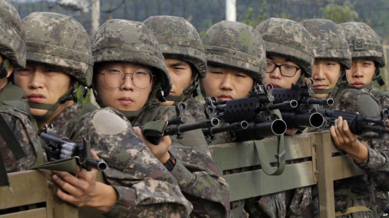 Kore askerlik sisteminde düzenleme