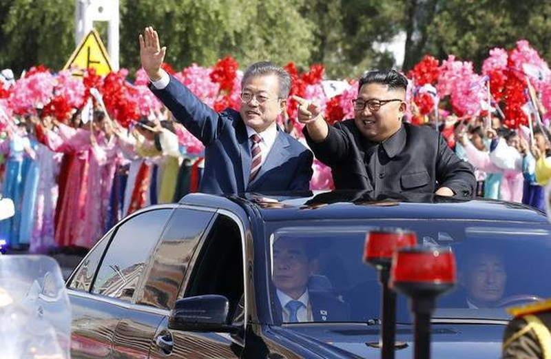 Kuzey Kore Güney Kore Buluşması