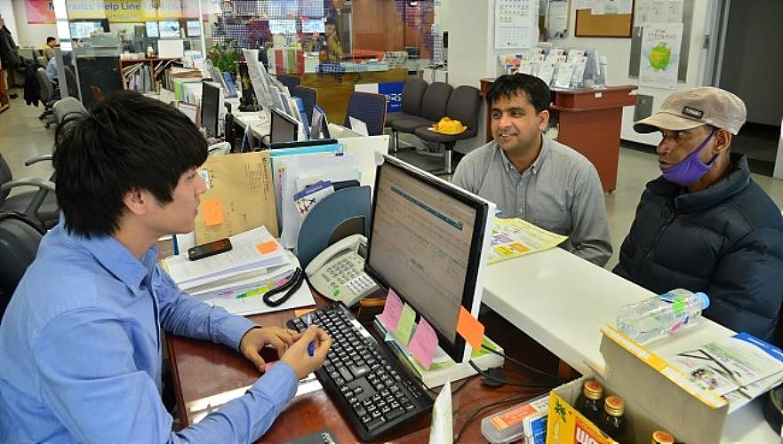 korede yabancı işçiler ve yaşadıkları zorluklar