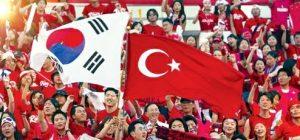 Kore'deki Türkler