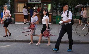 Kuzey Kore'de hayat