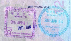 Güney Kore öğrenci vizesi