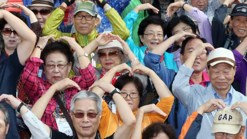Kore emeklilik
