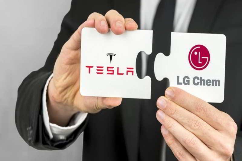 Tesla LG Chem