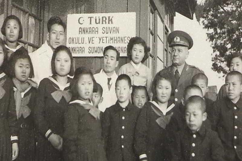 Türk Suwon Okulu Kore