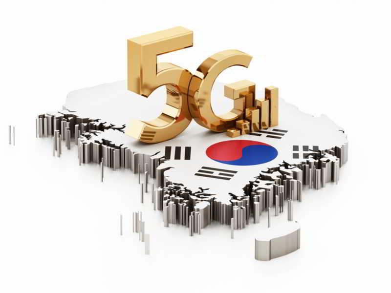 5G Teknolojisi Güney Kore