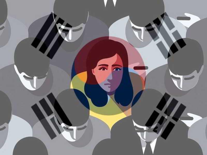 Güney Kore'de Cinsiyet Ayrımcılığı