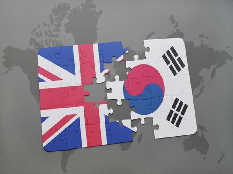 İngiltere Brexit ve Güney Kore