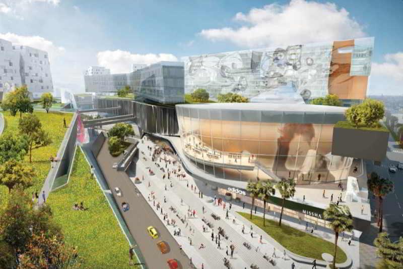 Kore akıllı şehir proesi - Sejong
