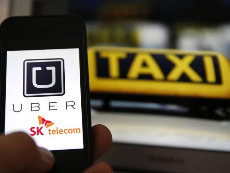 SK Telecom Uber