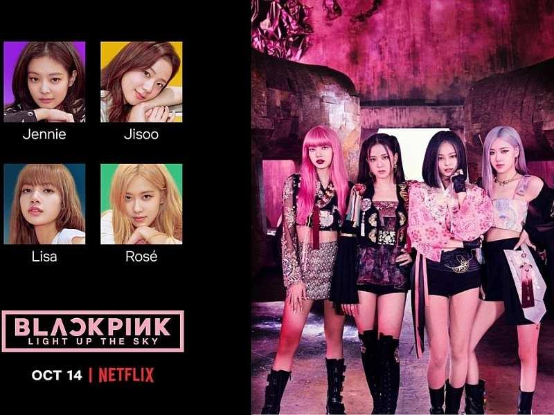 Netflix Kpop Kore kültürü Blackpink