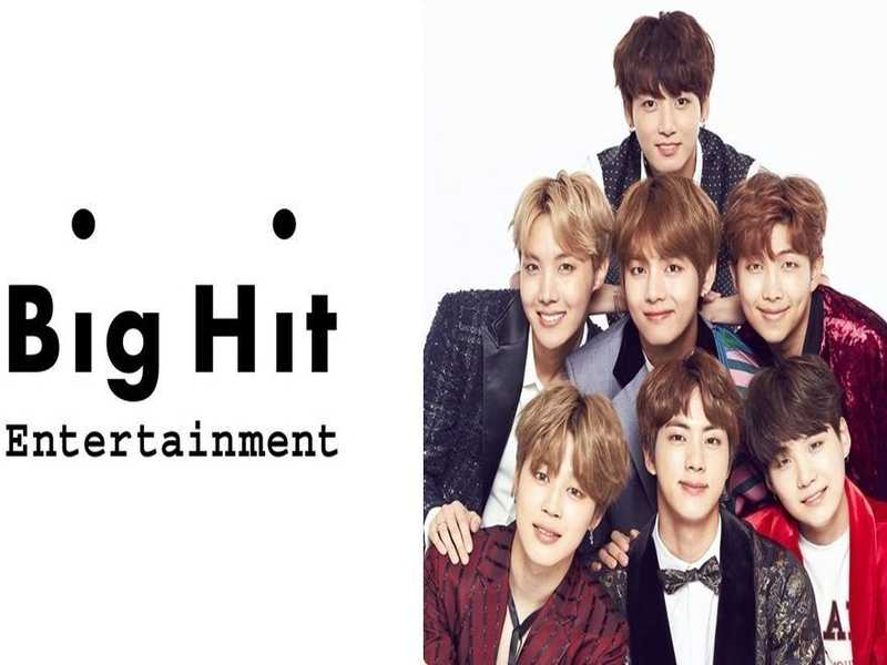 BTS Big Hit Entertainment