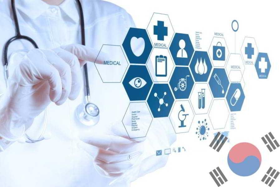 Güney Kore blockchain sağlık devrimi
