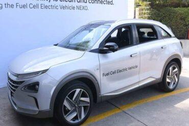 Güney Kore elektrikli araba