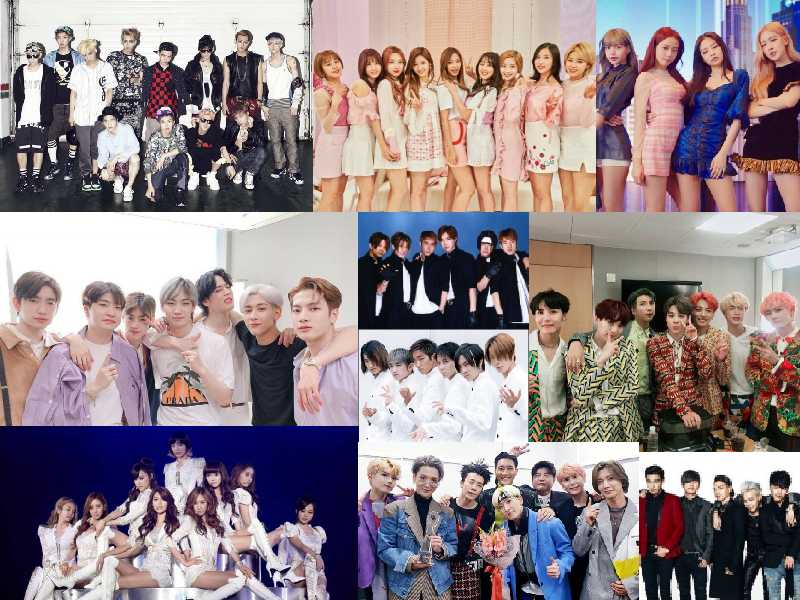 Güney Kore Kpop kültürü