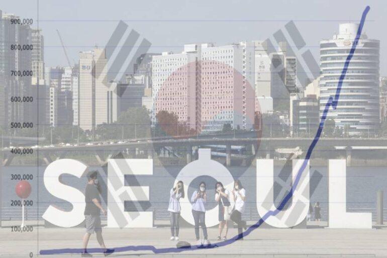 Güney kore ekonomisi pandemide de yükseliyor