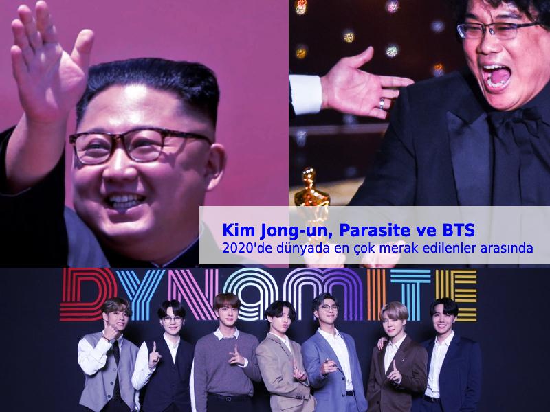 Kim Jong-un Parasite BTS