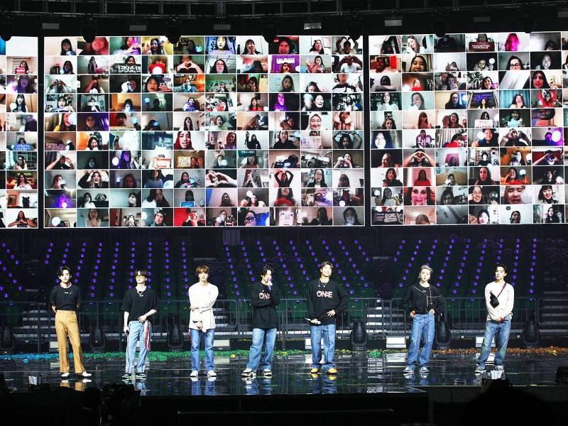 BTS Sanal Konser