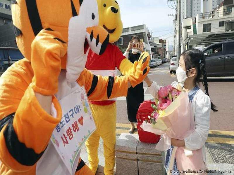 Güney Kore covid mücadelesi