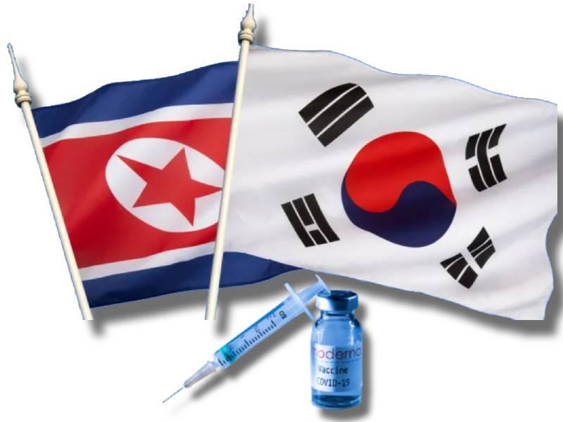 Güney Kore Kuzey Kore aşı yardımı