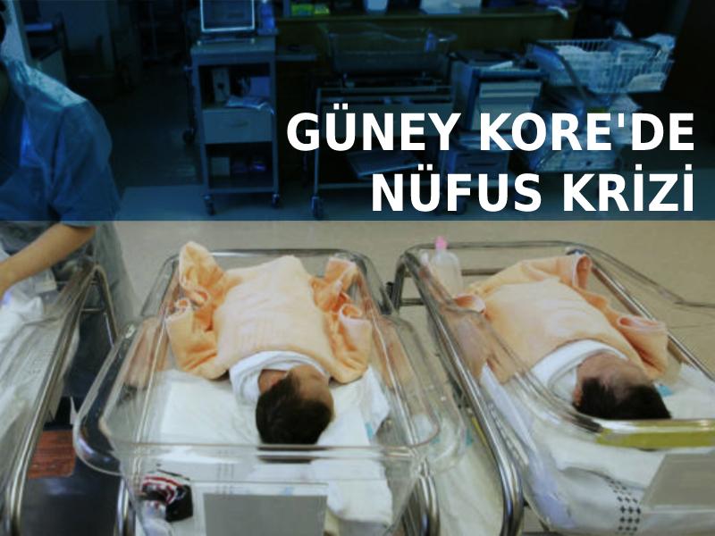 Güney Kore nüfus krizi