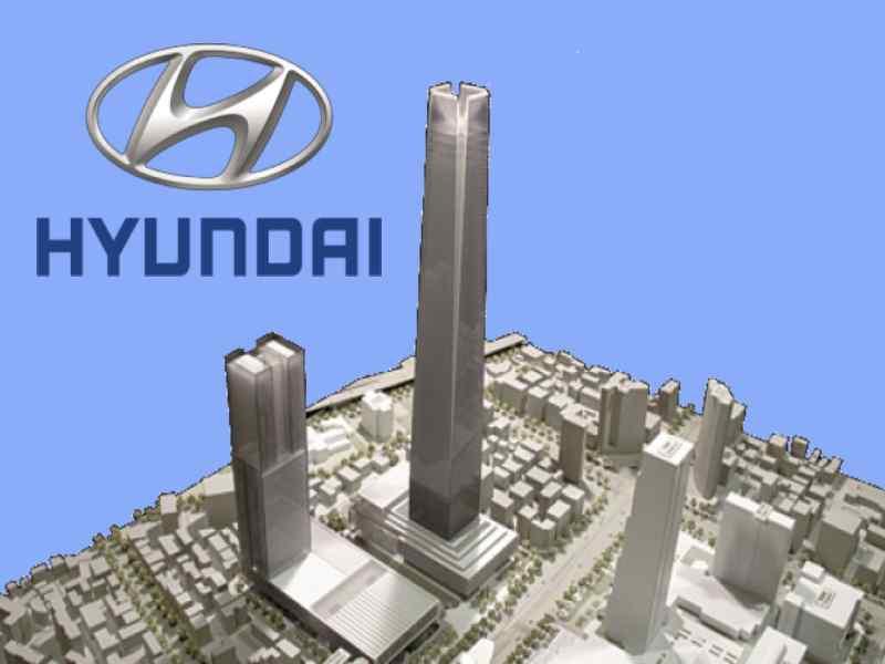 Hyundai gökdelen