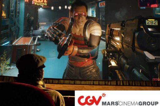 AzitX ile dev sinema ekranında oyun keyfi