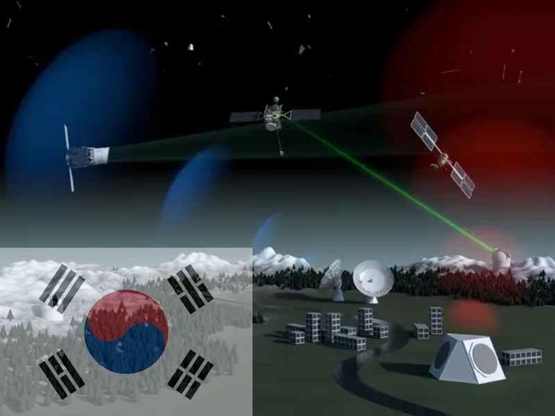 Günye Kore uzay araştırmaları