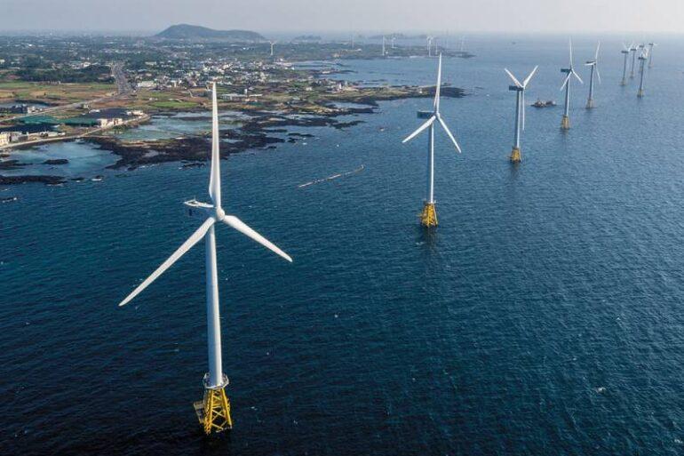 Güney Kore yenilenebilir enerji