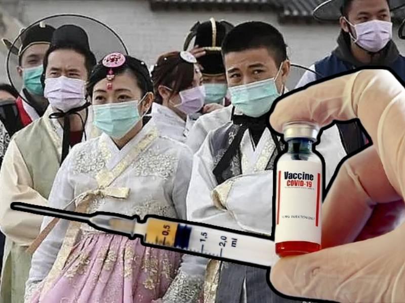 Kore covid-19 aşıları hazır
