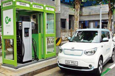 Kore elektrikli araç ihracatı