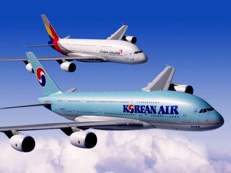 Korean Air, Asiana ile Birleşmeyi 2024'e Erteledi