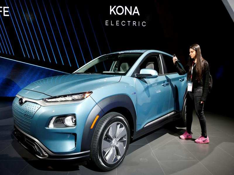 atik pil - Hyundai Kona