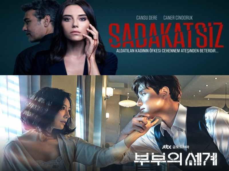 Sadakatsiz dizisi - The world of the married