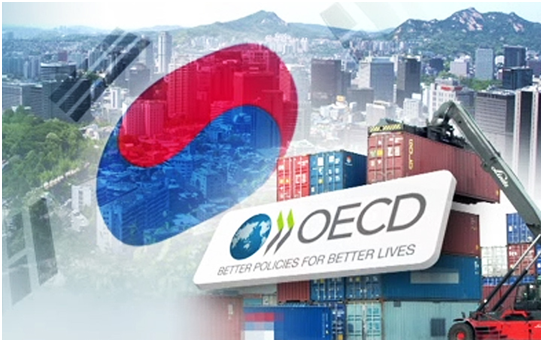 2020 OECD Verilerine göre Kore 10'uncu