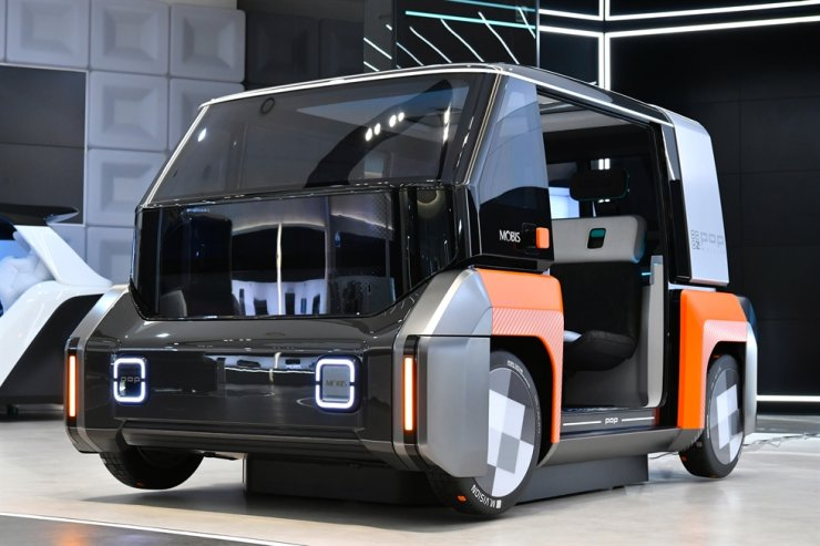 Hyundai, Gelecekteki Esnek Otomobil Konseptini Tanıttı