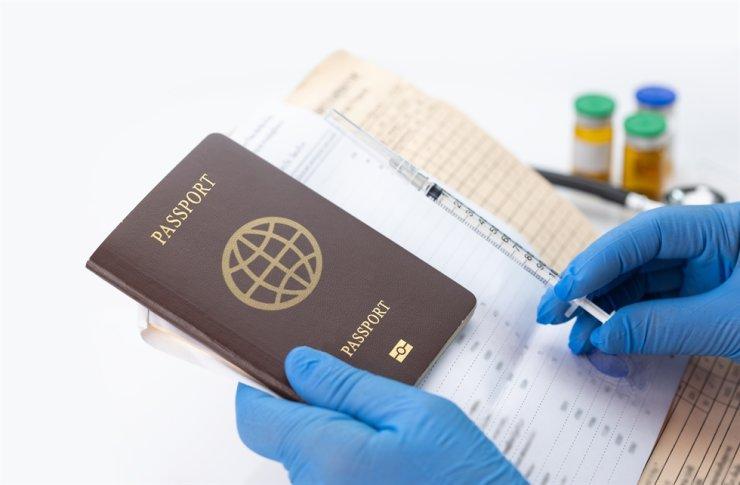 Kore'ye Aşı Olup Gelene Karantina Yok