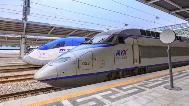 Kore, 2030'a Kadar Demiryolu Ağını 1000 km Daha Genişletecek