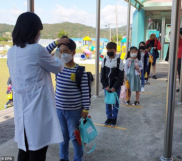 Kore'de Geçen Yıl Öğrencisizlikten 3.834 Okul Kapandı
