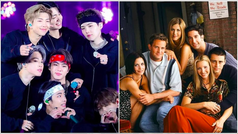 "Kpop Grubu BTS, ""Friends"" Dizisinde Rol Alacak"