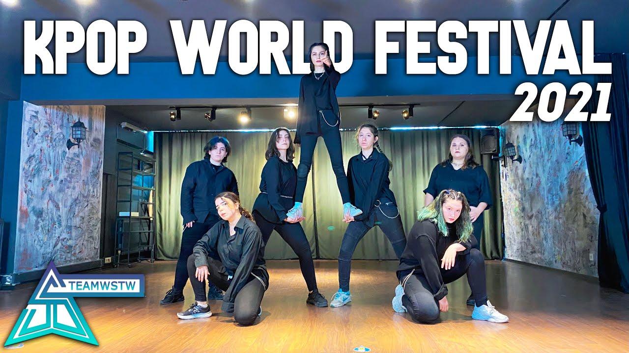 2021 K-Pop Festivali Çevrimiçi Düzenlendi